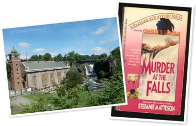 View Murder at the Falls