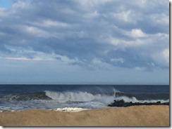 Ocean - Belmar wave